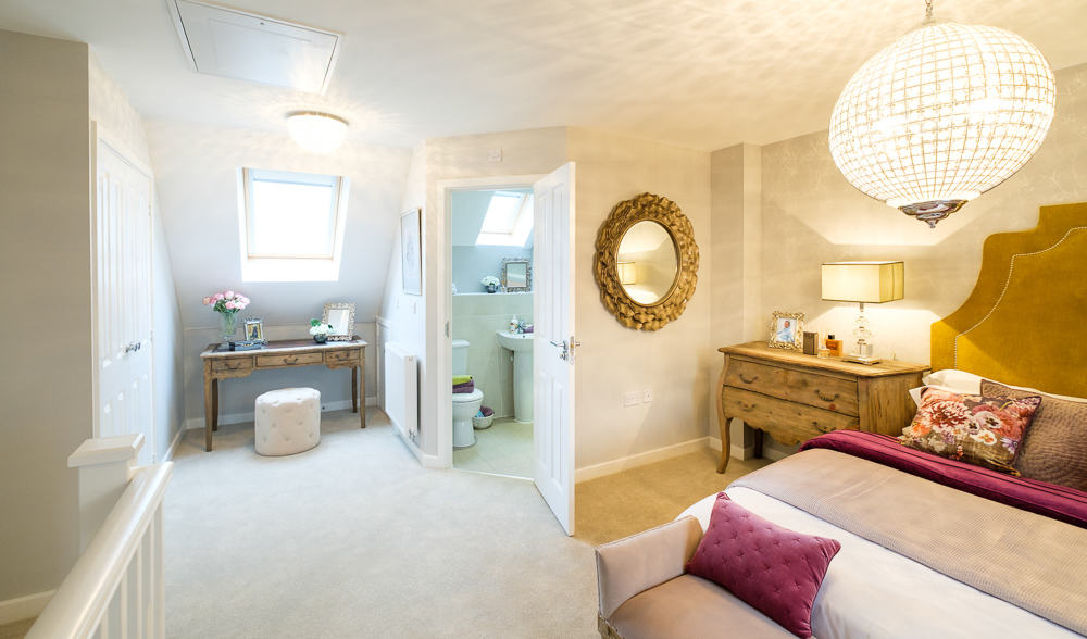 Show home interior design in Aylesbury