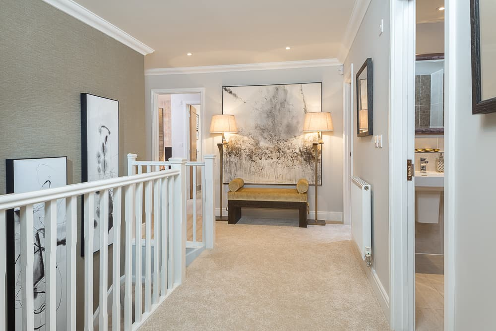 Show home interior design