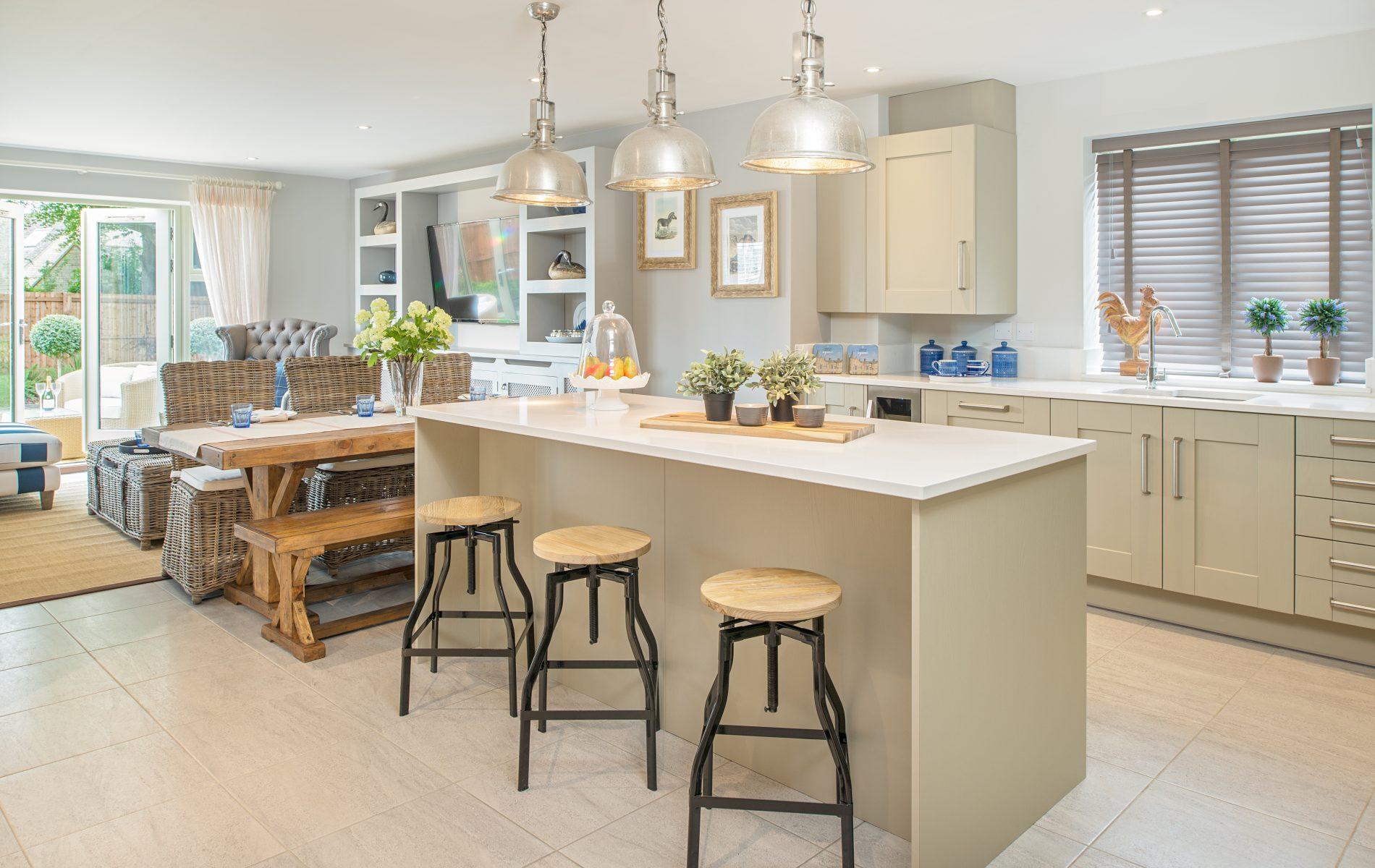 Plot 14, High Trees, Tetbury, Cala Homes Midlands