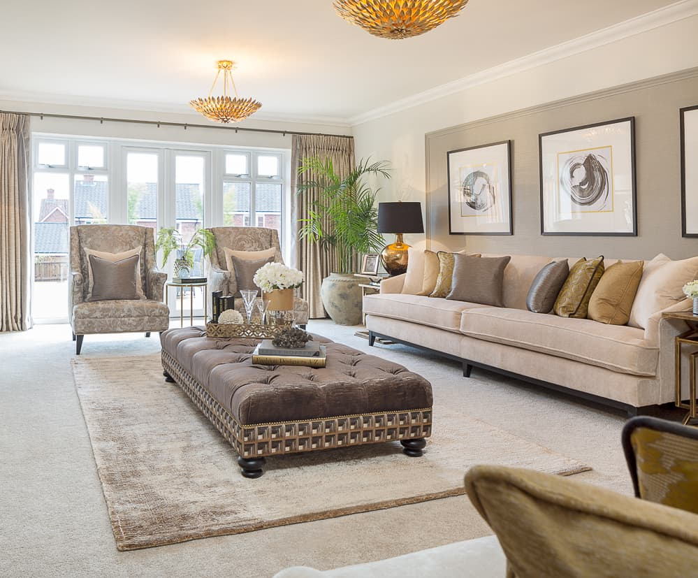 Luxury living - a five bedroom home in an exclusive area ...