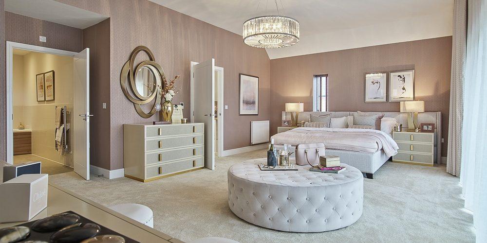 Beaulieu Keep – Master bedroom